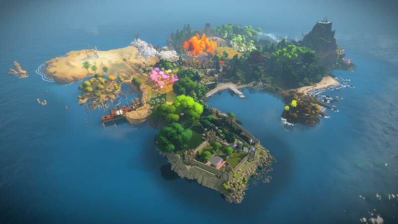 The Witness (2016) Update 10