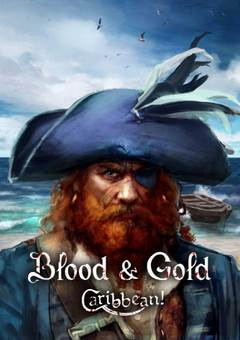 Blood & Gold Caribbean (2015) PC - logo