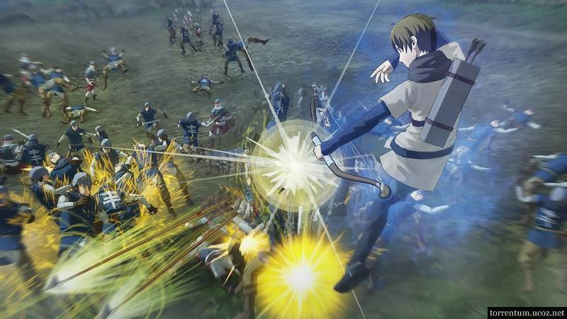 ARSLAN THE WARRIORS OF LEGEND (2016) PC