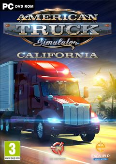 American Truck Simulator (2016) CODEX скачать торрент