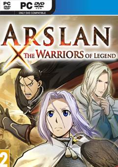 ARSLAN THE WARRIORS OF LEGEND (2016) PC скачать торрент