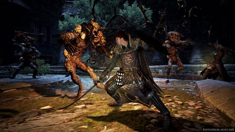 Dragons Dogma Dark Arisen (2016)