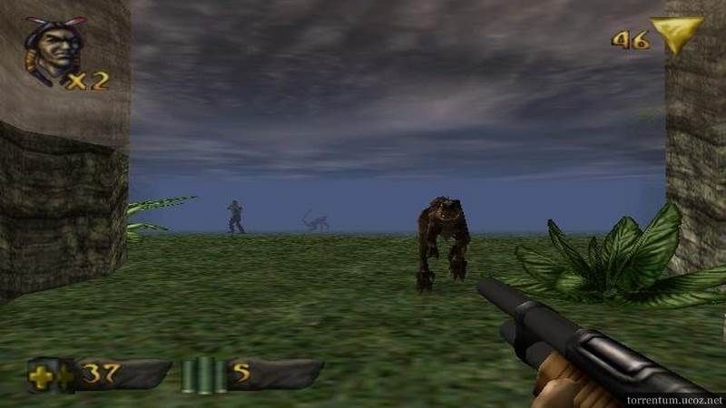 Turok Dinosaur Hunter (2015)