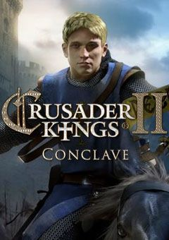 Crusader Kings II Conclave (2016) PC скачать торрент