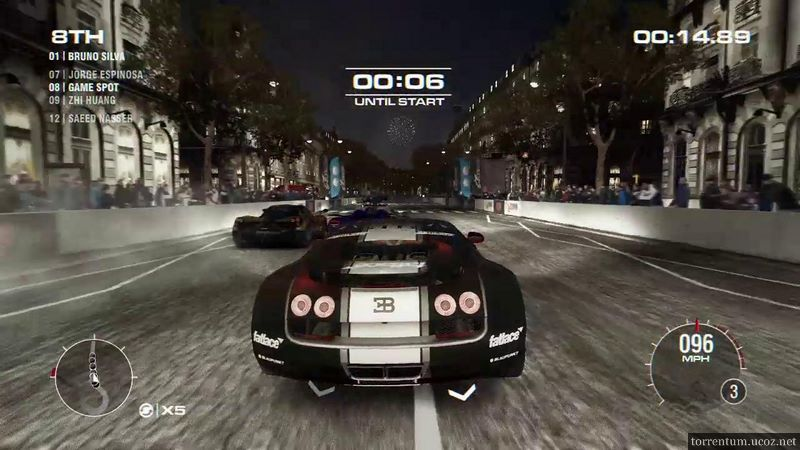 GRID 2 [RELOADED]