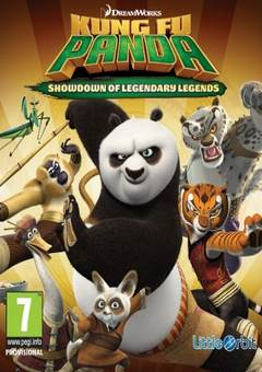 Kung Fu Panda Showdown of Legendary Legends (2016) скачать торрент
