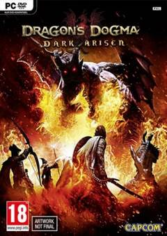 Dragons Dogma Dark Arisen (2016) - logo