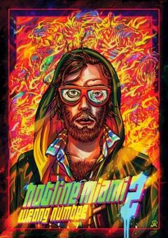 Hotline Miami 2 Wrong Number (2015) GOG скачать торрент
