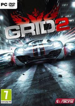 GRID 2 [RELOADED] - logo