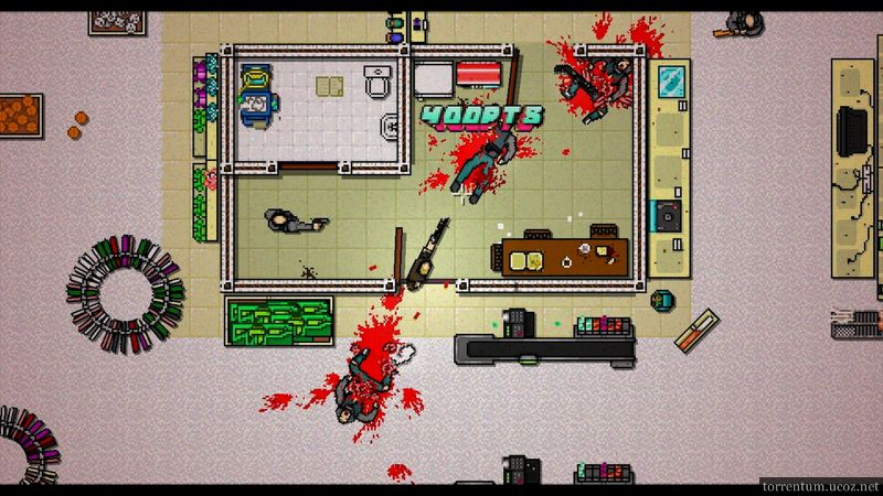 Hotline Miami 2 Wrong Number (2015) GOG