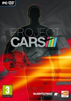 Project CARS - logo