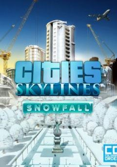 Cities: Skylines - Snowfall - logo