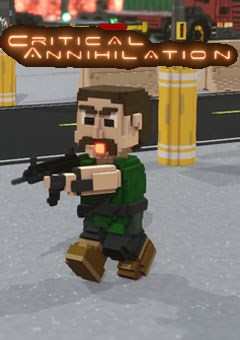 Critical Annihilation [Patch 0.8.949] PC скачать торрент