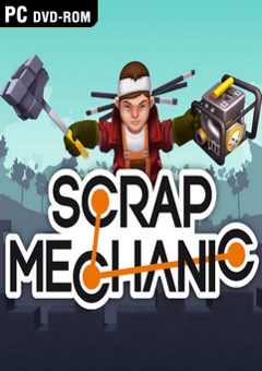Scrap Mechanic v0.1.19 - logo