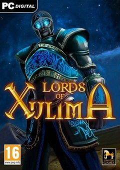 Lords of Xulima - logo