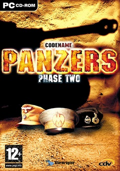 Codename: Panzers Phase Two (2016) - logo