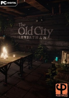 The Old City: Leviathan - logo