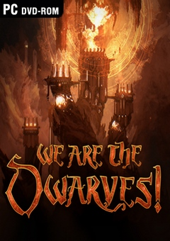 We Are The Dwarves-CODEX - logo