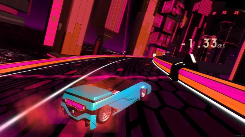 Riff Racer - Race Your Music (2016) PC