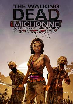 The Walking Dead: Michonne - Episode 1-3 (2016) PC скачать торрент