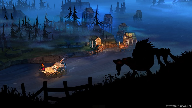 The Flame in the Flood (2016) GOG