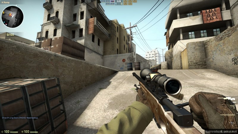 Counter Strike Global Offensive v.1.35.2.2-NoSteam