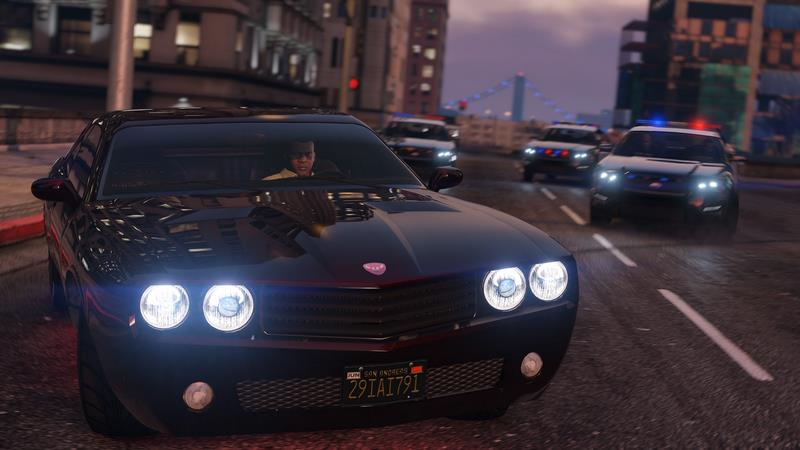 GTA 5 / Grand Theft Auto V [v 1.0.678.1] (2015) PC