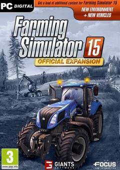 Farming Simulator 15 (2015) - logo