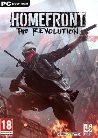 Homefront: The Revolution (2016) - logo