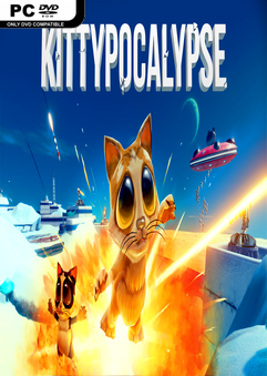 Kittypocalypse Ungoggled - PLAZA скачать торрент
