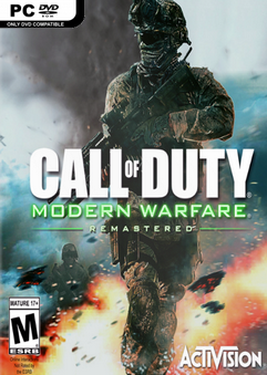 Call of Duty Modern Warfare Remastered - CODEX скачать торрент