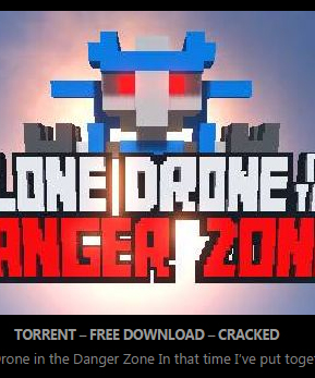 Clone Drone in the Danger Zone v 0.2.0 скачать торрент