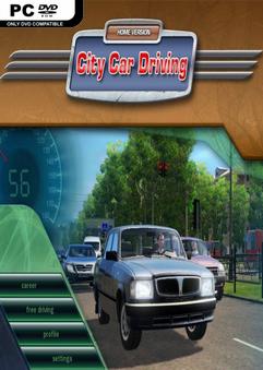 скачать игру city car driving на пк