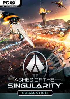 Ashes of the Singularity: Escalation - logo