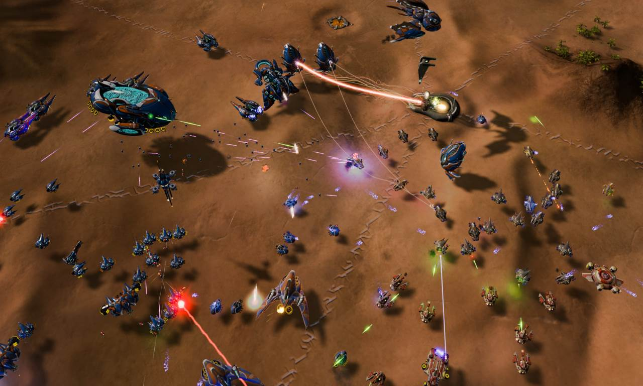 Ashes of the Singularity: Escalation